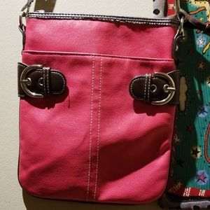 JULES + JAMES Crossbody Purse